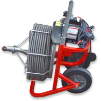 Differences Between a Mechanical Drain Cleaner and a Sewer Jetter